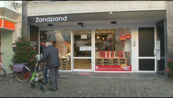 VZW Den Brand opent pop-up in Zandpand Herentals