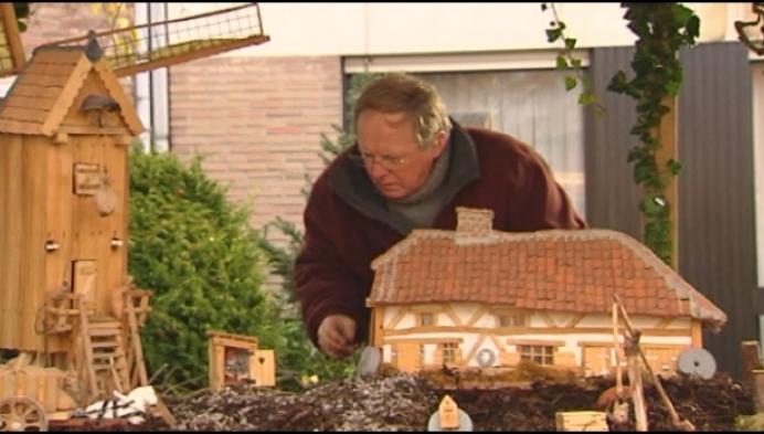 Kerststallenbouwer uit Itegem stopt ermee na 26 jaar
