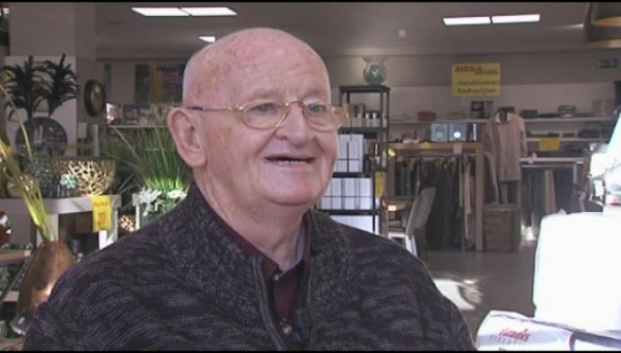 Keizer van Olen Frans Vandeven wordt 80 jaar