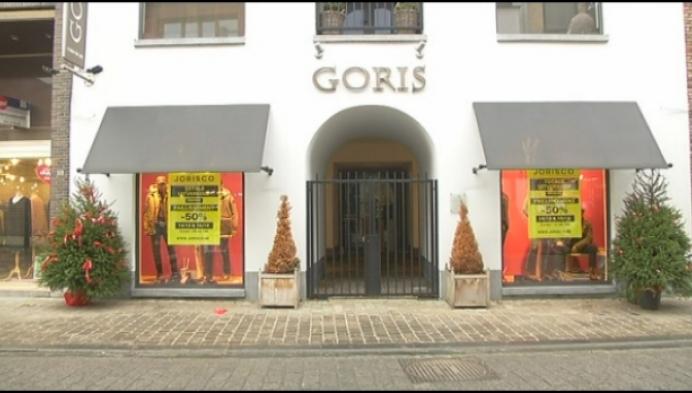 Bekende en oudste kledingzaak van Herentals failliet