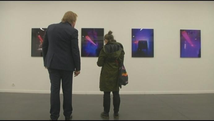 Koen Van den Broek brengt Wall Works in Mechelen