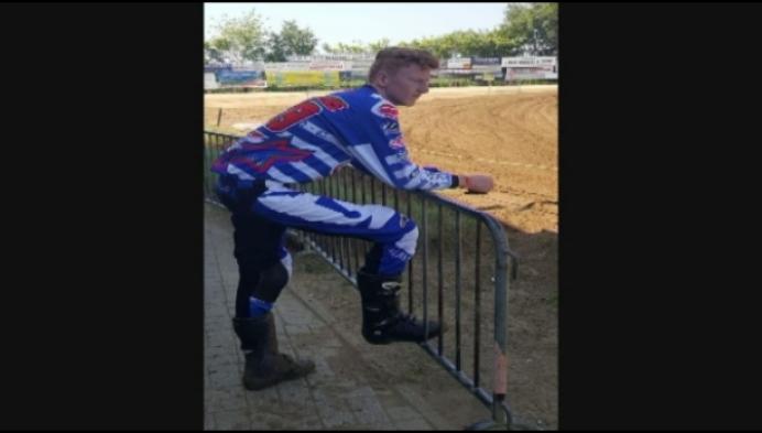 """Motorcross Lille verslagen na dodelijk ongeval: """"Ian was zo'n goeie gast"""""""