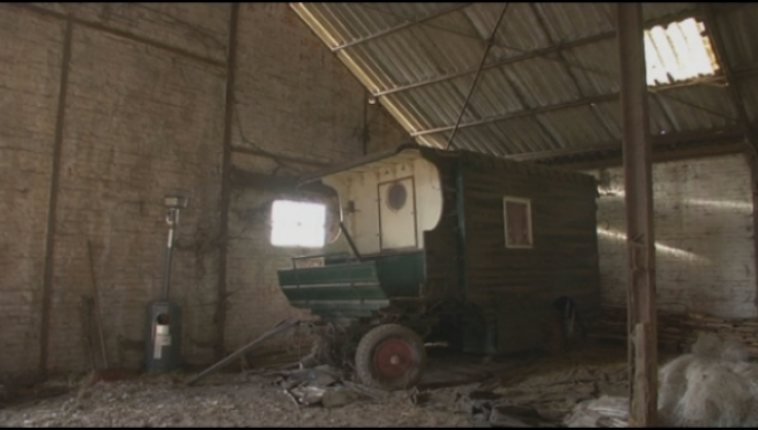 Wie repareert de pipowagen van Martine?