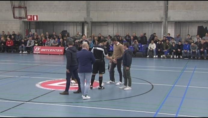 Futsal: Real Noorderwijk pakt uit tegen Hasselt