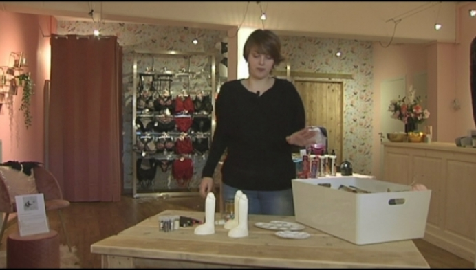 Peaches & Cream leert Kempense vrouwen piemelpimpen