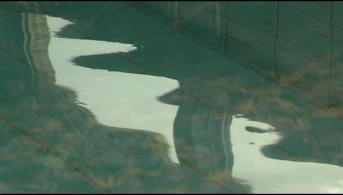 Zwembad in Itegem op laatste benen