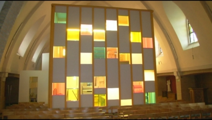 Kan een houten box de kerk van Branst redden?
