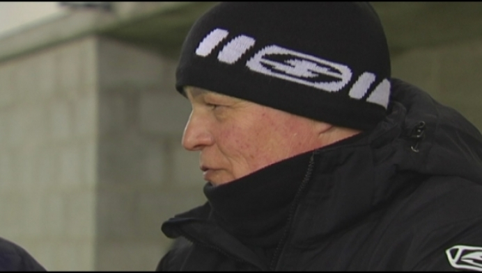 Exit trainer Karel Keleman bij Dessel