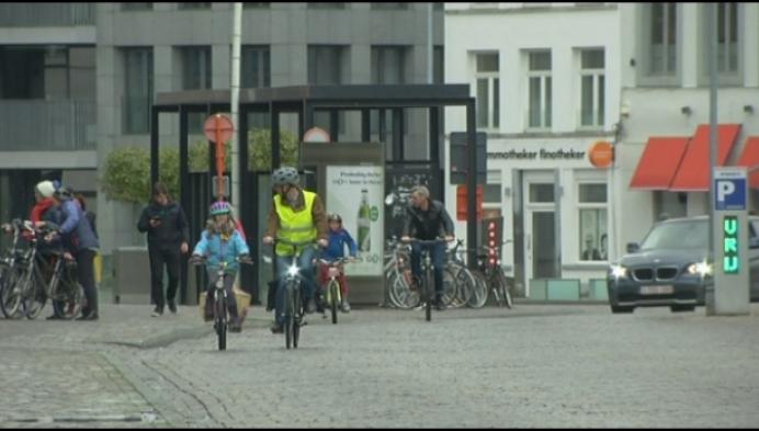 Fietsautomaat moet van Mechelen de fietsstad maken