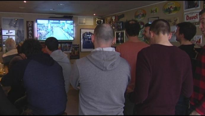 Supporterscafé Schriek: supporters voor alle Belgen