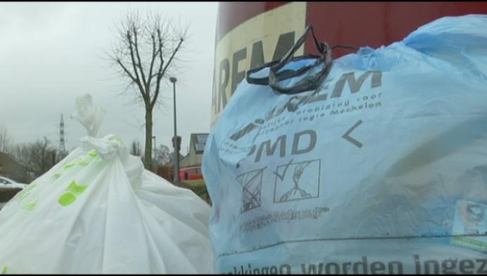 """""""Geen GAS-boetes, maar sensibiliseren voor foute vuilniszakken"""""""