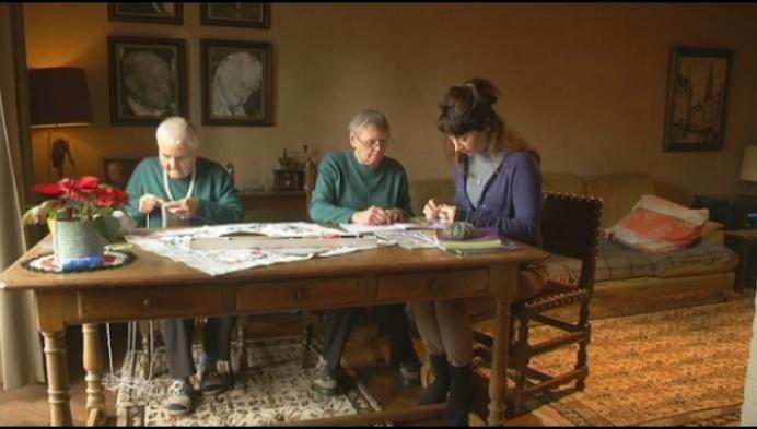 Ierse kunstenares woont bij pleeggezin voor kunstproject OPZ