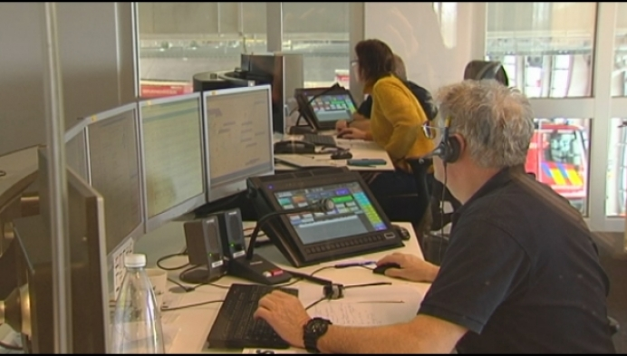 """Brandweer Rivierenland: """"bel 1722"""" voor materiële schade"""