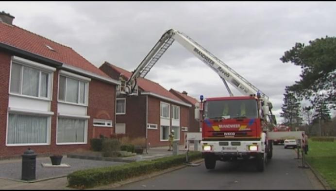 Brandweerkorpsen hebben handel vol met stormweer