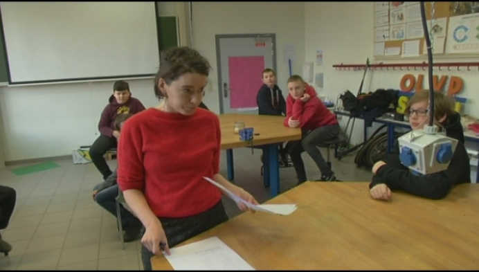 Bornemse leerlingen bouwen energie escaperoom