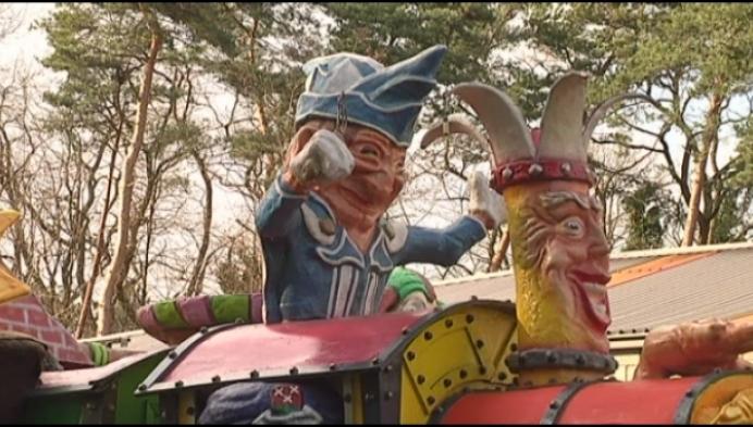 Carnavalsstoet afgelast door hevige rukwinden