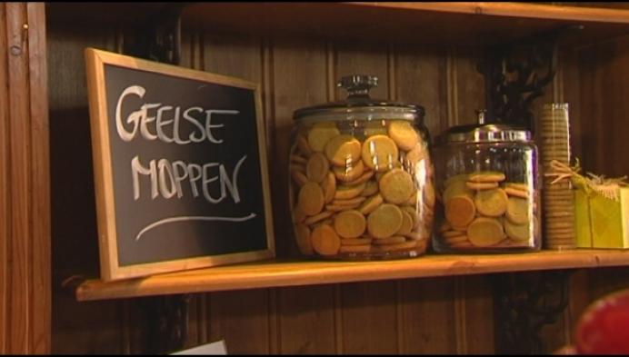 Geel is een streekproduct rijker: de Geelse Saffraanmoppen