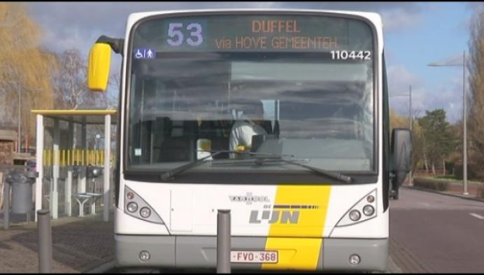 Groen Duffel start petitie om buslijn te behouden