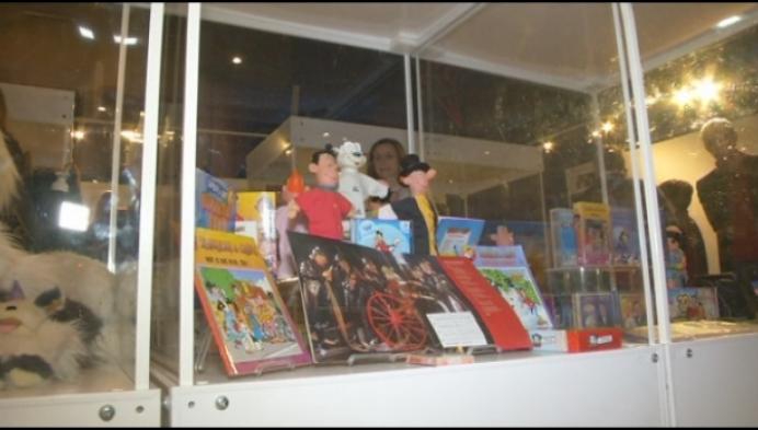 Speelgoedmuseum in het teken van Samson en Gert