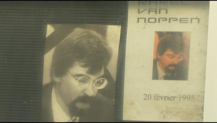 Karel Van Noppen 25 jaar geleden koelbloedig vermoord