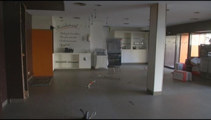 Uitgebrande bakkerij Noorderwijk over een maand opnieuw open
