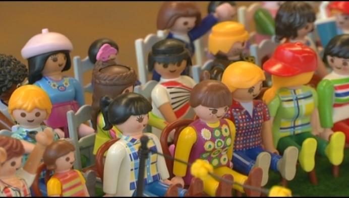 """Playmobil-weekend in Mol: """"Veel meer dan kinderspeelgoed"""""""
