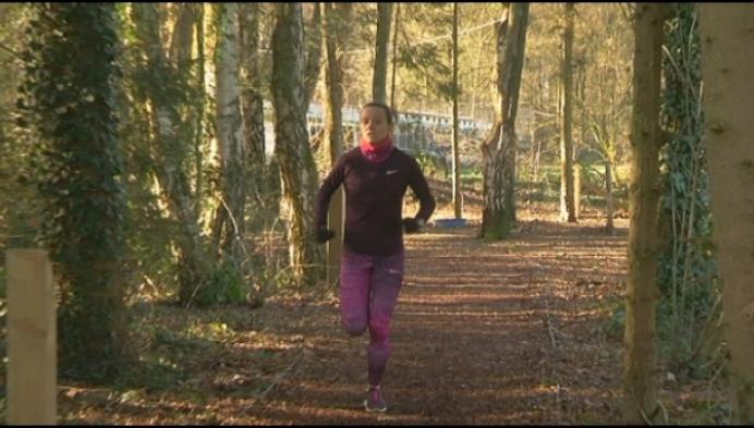 Sofie Van Accom Belgisch kampioene veldlopen