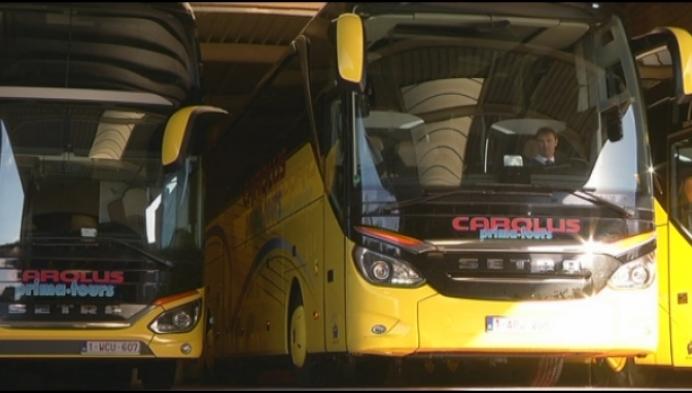 Geen 'coronapaniek' bij Mols touringcarbedrijf Carolus
