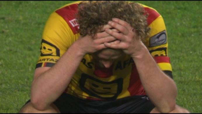 KV Mechelen heeft nog altijd geen zekerheid over PO I na gelijkspel tegen Eupen