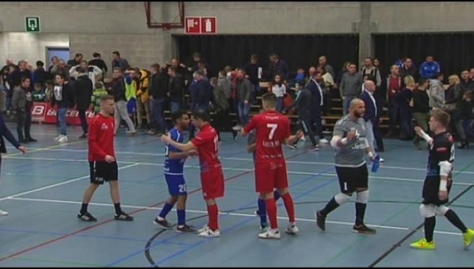 Real Noorderwijk maakt het landskampioen Halle-Gooik knap lastig