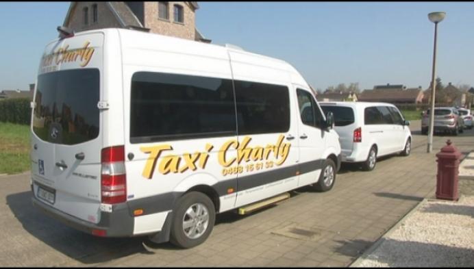 Taxi's hebben amper klanten, maar krijgen geen steun