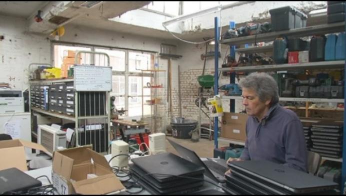 Mechelen zoekt oude laptops voor kansarme leerlingen