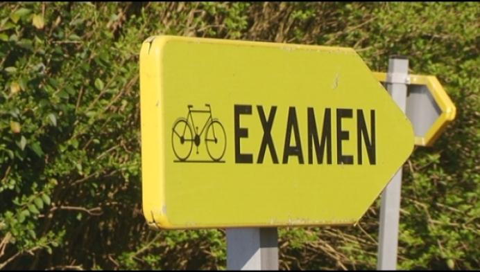 Ouders moeten kinderen voorbereiden op fietsexamen