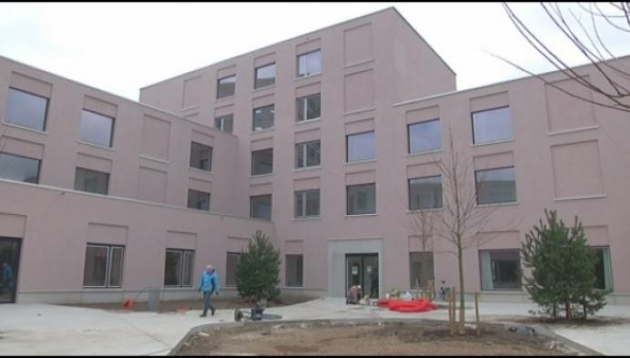 Ook schakelzorgcentrum voor coronapatiënten in Geel
