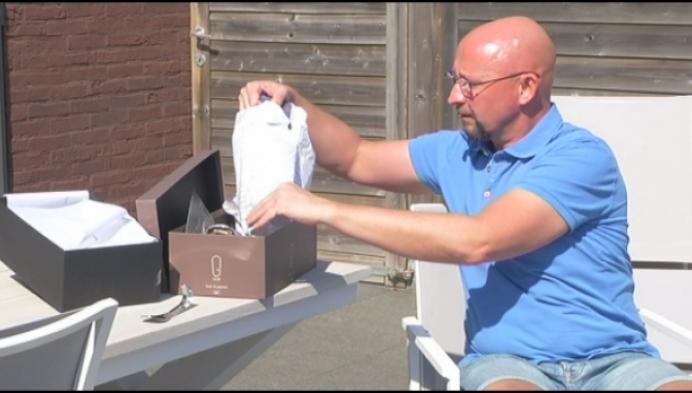 Geelse schoenmaker levert aan huis door corona