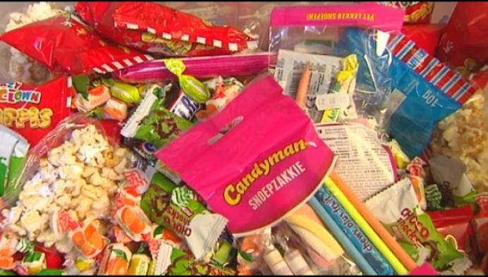 Olmense carnavalsvereniging zit opgezadeld met 5 ton snoep
