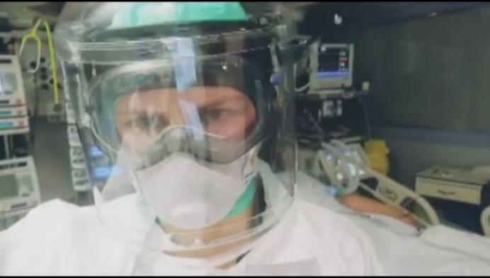 Personeel AZ Geel geeft blik achter de schermen in vlog