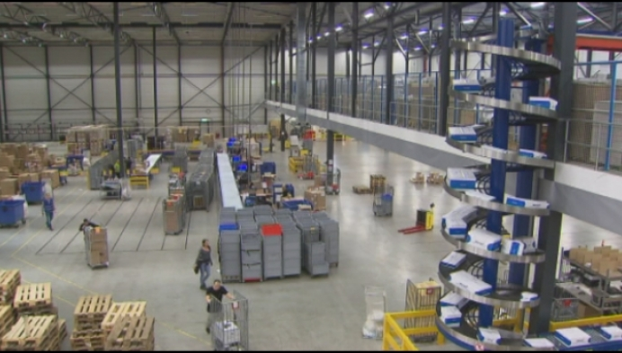 Distributiecentrum PostNL in Willebroek goed voor 400 banen