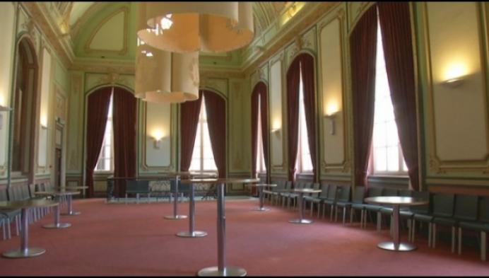 Stadsschouwburg wordt wachtzaal voor Mechelse rechtszaken
