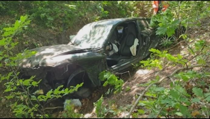 Zwaargewonde bij ongeval met sportwagen op E 34