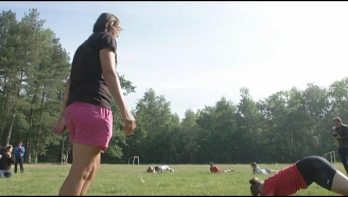 Tia Hellebaut biedt alternatief voor afgelaste Special Olympics