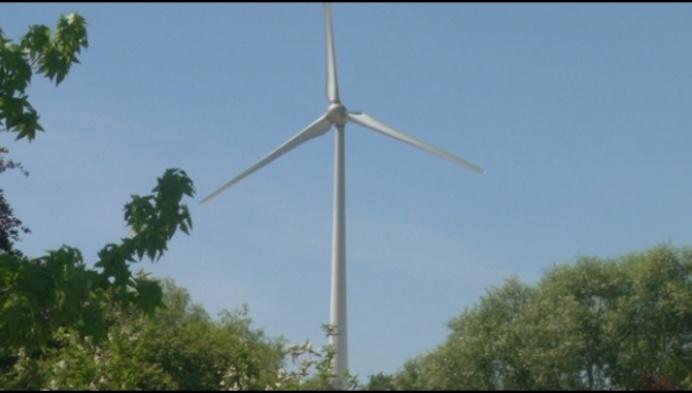 Actiegroep in Ruisbroek wil geen nieuwe windmolen langs N16