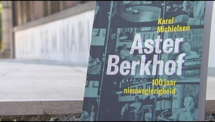 Boek over en niet van Aster Berkhof voor zijn 100ste verjaardag