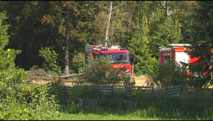 Parket bevestigt brandstichting in Bevel