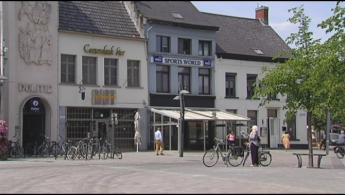 Grote Markt van Turnhout wordt één groot terras