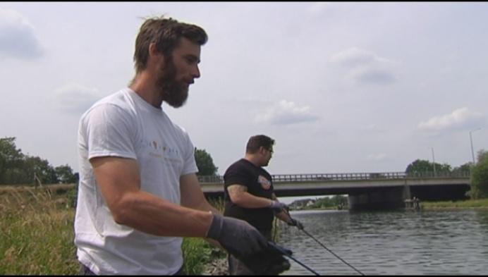 Mechelse magneetvissers halen 15 fietsen uit Binnendijle