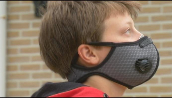 Mechelaar ontwikkelt mondmasker voor sporters
