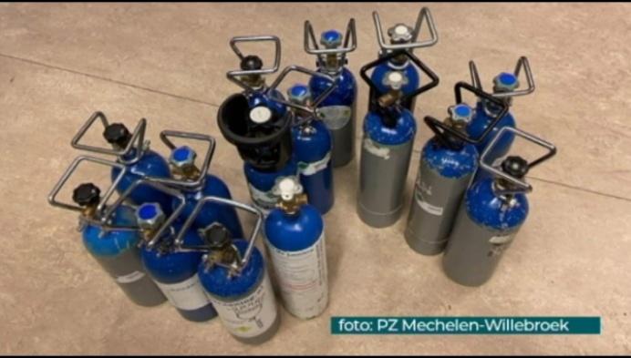Mechelse spoedarts waarschuwt voor gevaren van lachgas