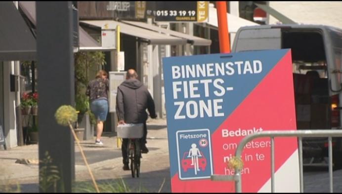 Ruim half jaar na invoering: fietsers tevreden over fietszone