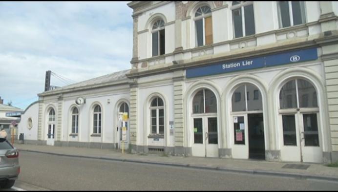 Restauratie station Lier start mogelijk al over 2 jaar